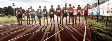 Młodzieżowy Mistrz Polski w biegu na 5000m – 14:57.55 ostatni kilometr 2.39. Relacja WIDEO.